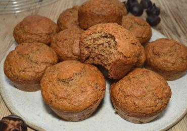 Kostanjevi muffini