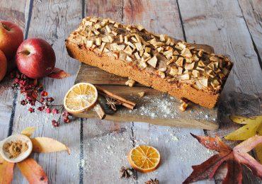 Jesenski jabolčni kruh