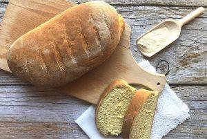 Kruh s kefirjem