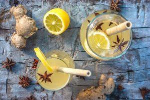 Osvežilna jabolčna limonada