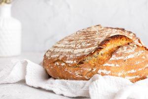 Durum kruh s semeni