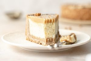 Beljakovinski cheesecake